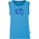 E9 Boom - Camisa sin mangas Hombre - azul